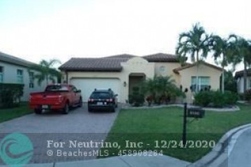 Home for Rent at 8105 NW 111th Ter, Parkland FL 33076