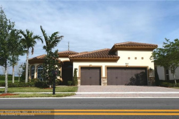 Home for Rent at 8850 Miralago Way, Parkland FL 33076