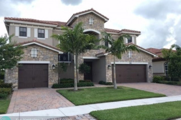 Home for Rent at 8971 Lakeview Pl, Parkland FL 33076