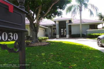Home for Sale at 6030 NW 60th Ave, Parkland FL 33067