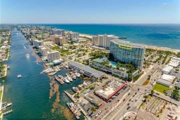 Home for Sale at 1 N Ocean Blvd #PH07, Pompano Beach FL 33062