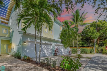 Home for Sale at 1707 NE 5th St, Fort Lauderdale FL 33301