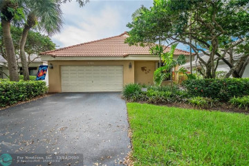 Home for Sale at 9761 NW 18 Manor, Plantation FL 33322