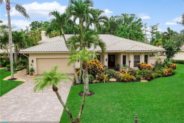 Home for Sale at 6040 NW 61st St, Parkland FL 33067