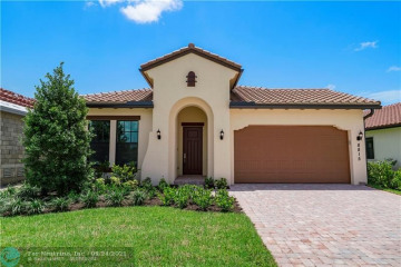 Home for Rent at 8815 E Baypoint Cir, Parkland FL 33076