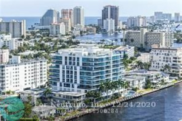 Home for Rent at 715 Bayshore Dr #405, Fort Lauderdale FL 33304