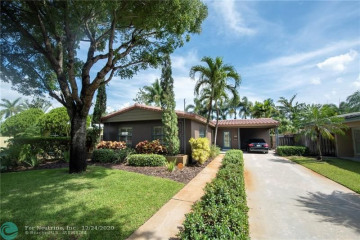 Home for Sale at 1787 NE 20th St, Fort Lauderdale FL 33305