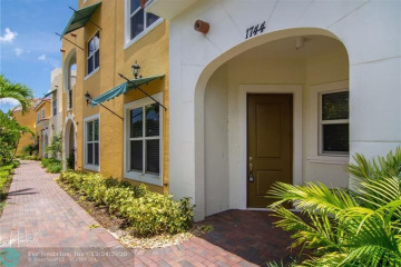 Home for Rent at 1744 NW 124 Place, Pembroke Pines FL 33028