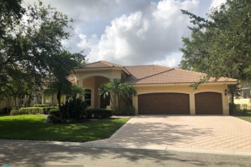 Home for Rent at 10542 NW 68th Ct, Parkland FL 33076
