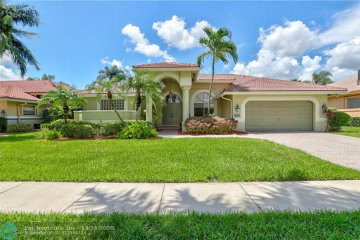 Home for Sale at 10924 NW 2nd St, Plantation FL 33324