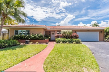Home for Sale at 1900 NE 53rd St, Fort Lauderdale FL 33308