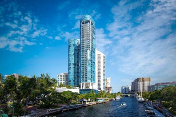 Home for Rent at 333 Las Olas Way #2401, Fort Lauderdale FL 33301