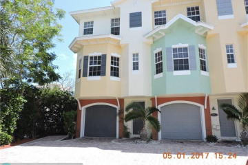 Home for Rent at 1055 S. Riverside Drive, Pompano Beach FL 33062