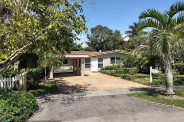 Home for Rent at 613 NE 17th Ter, Fort Lauderdale FL 33304
