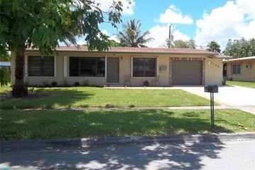 Home for Sale at 6148 NW 19th Ct, Margate FL 33063