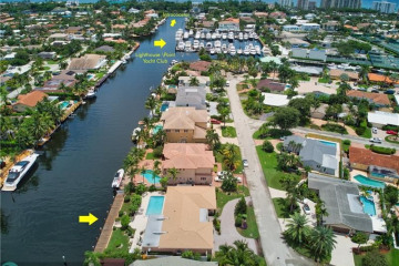 Home for Sale at 2601 NE 43rd St, Lighthouse Point FL 33064