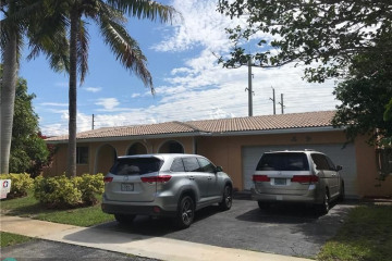 Home for Sale at Plantation Single Family, Plantation FL 33317