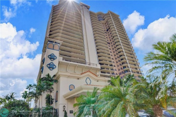 Home for Sale at 100 S Birch Rd #1006, Fort Lauderdale FL 33316