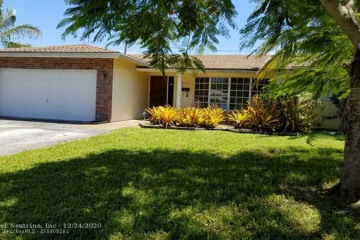 Home for Sale at 5240 NE 14th Ter, Fort Lauderdale FL 33334