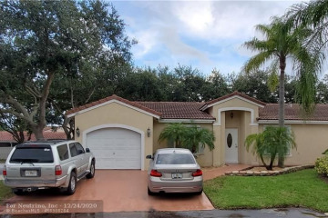 Home for Sale at 6060 NW 42nd Way, Coconut Creek FL 33073