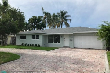 Home for Rent at 1821 SE 7th St, Pompano Beach FL 33060