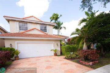 Home for Sale at 15281 SW 51st St, Miramar FL 33027