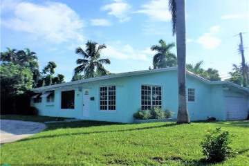 Home for Sale at 2400 NE 27th Ave, Fort Lauderdale FL 33305