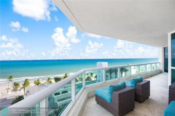 Home for Sale at 101 S Fort Lauderdale Beach Blvd #1105, Fort Lauderdale FL 33316