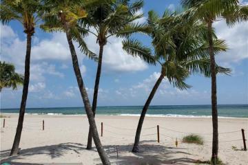 Home for Sale at 1000 S Ocean Blvd #10 I, Pompano Beach FL 33062