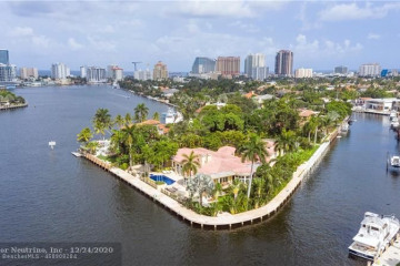 Home for Sale at 2300 Aqua Vista Blvd, Fort Lauderdale FL 33301