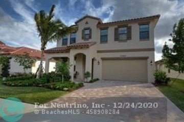 Home for Rent at 11170 NW 83 Manor, Parkland FL 33076