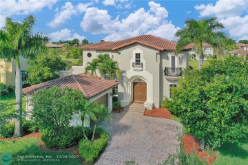 Home for Sale at 7819 NW 112th Way, Parkland FL 33076