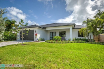 Home for Sale at 1712 NE 17th Ter, Fort Lauderdale FL 33305