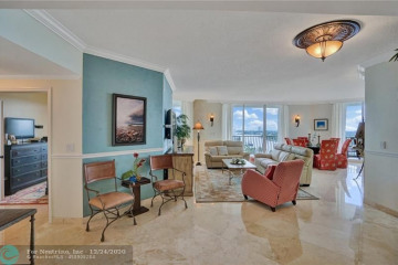 Home for Sale at 100 S Birch Rd #1506B, Fort Lauderdale FL 33316