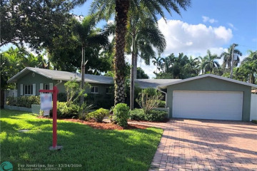 Home for Rent at 2632 NE 24th St, Fort Lauderdale FL 33305