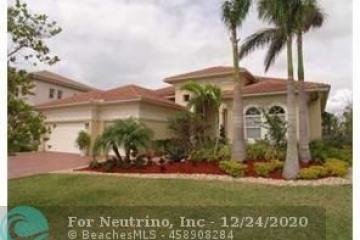 Home for Rent at 12365 NW 76th St, Parkland FL 33076