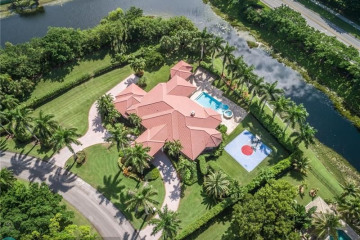 Home for Sale at 3620 Paddock Rd, Weston FL 33331