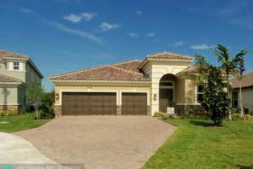 Home for Rent at 8760 Miralago Way, Parkland FL 33076