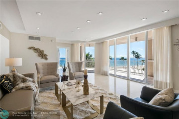 Home for Sale at 1460 S Ocean Blvd #403, Lauderdale By The Sea FL 33062