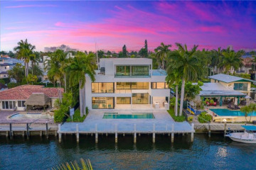 Home for Sale at 511 Isle Of Capri Dr, Fort Lauderdale FL 33301
