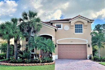 Home for Sale at 2973 SW Porpoise Cir, Stuart FL 34997