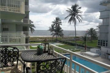 Home for Sale at 1750 S Ocean Blvd #306, Pompano Beach FL 33062