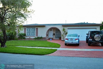 Home for Sale at 8516 NW 20th Ct, Sunrise FL 33322
