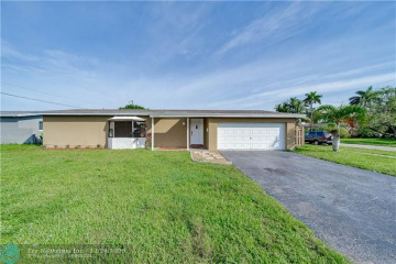 Home for Sale at 8601 NW 20th Ct, Sunrise FL 33322