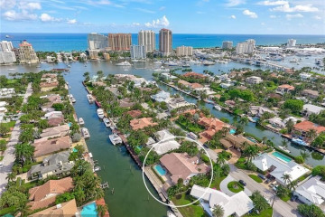 Home for Sale at 17 Pelican Isle, Fort Lauderdale FL 33301
