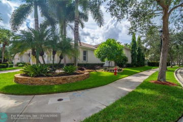 Home for Rent at 2519 Bay Pointe Court, Weston FL 33327