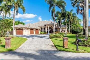 Home for Sale at 2160 SW 119th Te, Davie FL 33325