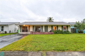 Home for Sale at 10961 NW 20th Ct, Sunrise FL 33322