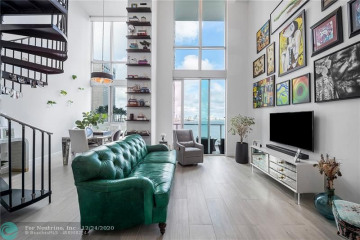 Home for Sale at 300 S Biscayne Blvd #1222, Miami FL 33131