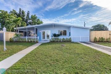 Home for Sale at 1330 NE 41st Ct, Pompano Beach FL 33064